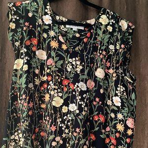 Loft Flower blouse